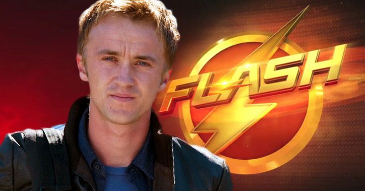 The Flash Adds Harry Potter's Tom Felton To The Cast