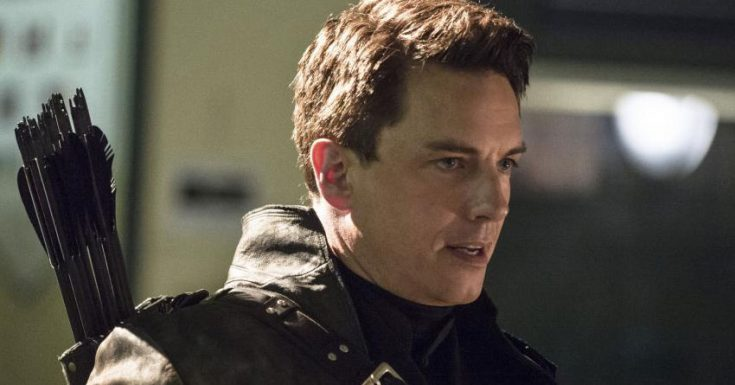 John Barrowman To Become Series Regular On Arrow, Flash AND Legends!