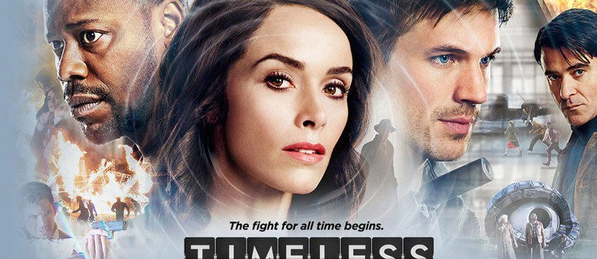 Sadly... 'Timeless' Is Not Living Up To It's Name. Cancelled After 1 Season