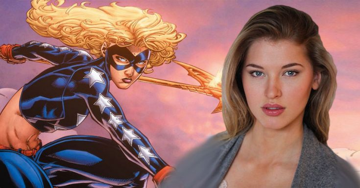 Legends Of Tomorrow Have Found Their Stargirl