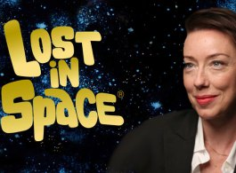 House of Cards' Molly Parker Is Lost In Space