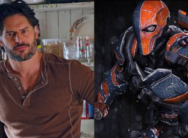 Joe Manganiello To Play Deathstroke For Affleck's Batman