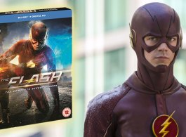 Win The Flash Season 2 On Blu-ray - Out On Blu-ray And Dvd 12th September
