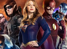Flash, Arrow, Supergirl & Legends Of Tomorrow UK Air Dates Confirmed
