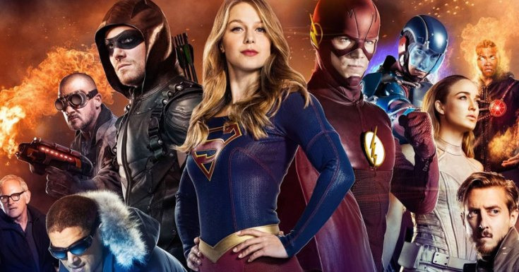Synopsis For The Return Episodes Of Flash, Arrow, Supergirl & Legends