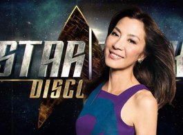 'Star Trek: Discovery' Finds It's First Crewmate In Michelle Yeoh