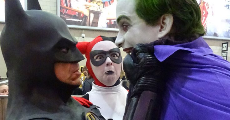 MCM London Comic Con - October 2016