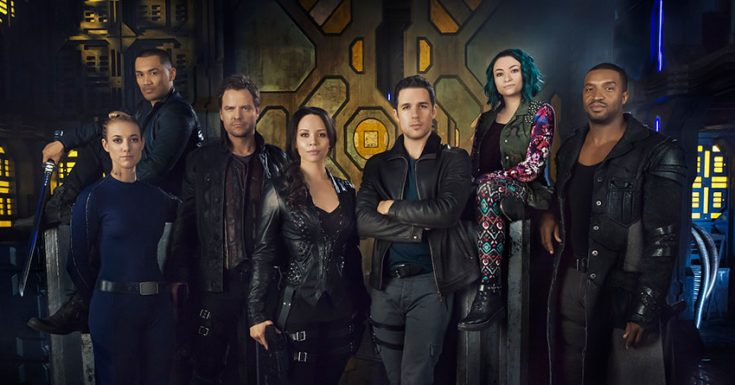 Exclusive Interview: Joe Mallozzi Hints that Dark Matter's Third Season Will Take the Show Where it Has Never Gone Before