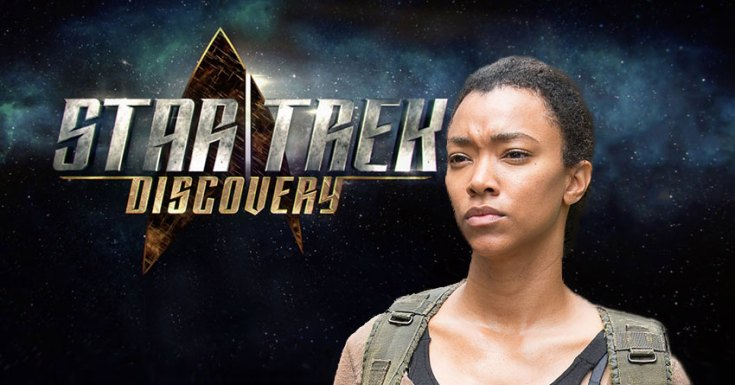 Walking Dead's Sonequa Martin-Green Lands The Lead On Star Trek: Discovery