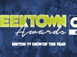 Geektown Awards - British TV Show of the Year