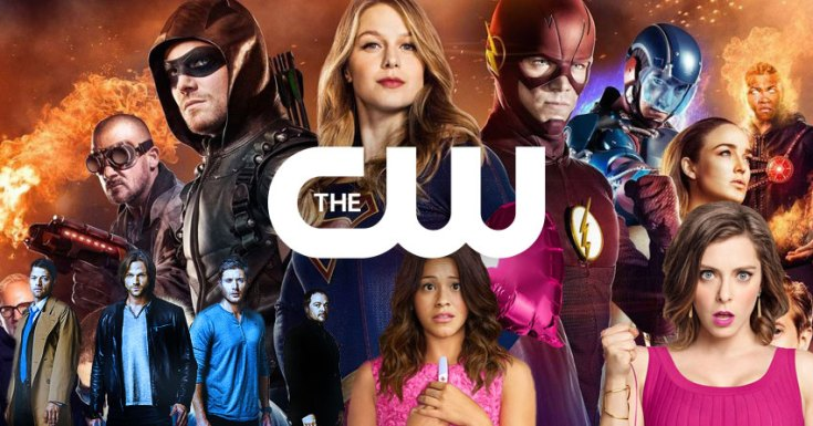 CW Renews, Flash, Arrow, Supergirl, Legends, Supernatural, Crazy EX-Girlfriend, Jane the Virgin