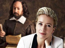 Emma Thompson joins the cast of Upstart Crow as Queen Elizabeth I