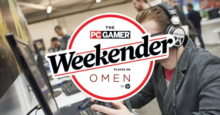 Competition: Win Tickets To The PC Gamer Weekender 2017