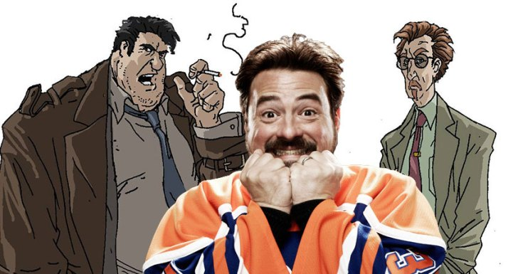 Kevin Smith Bringing Todd McFarlane's 'Sam and Twitch' To BBC America