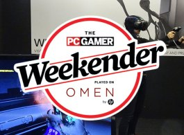 Review: The PC Gamer Weekender, Olympia London