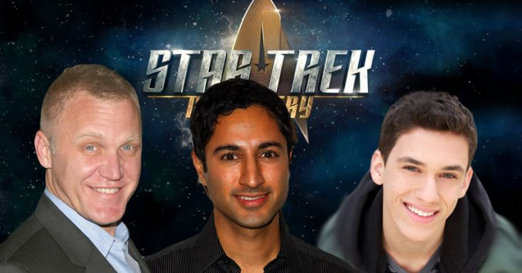 'Star Trek: Discovery' Adds 3 More Cast Members