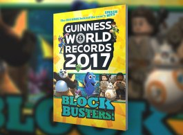 WIN GUINNESS WORLD RECORDS 2017: BLOCKBUSTERS!