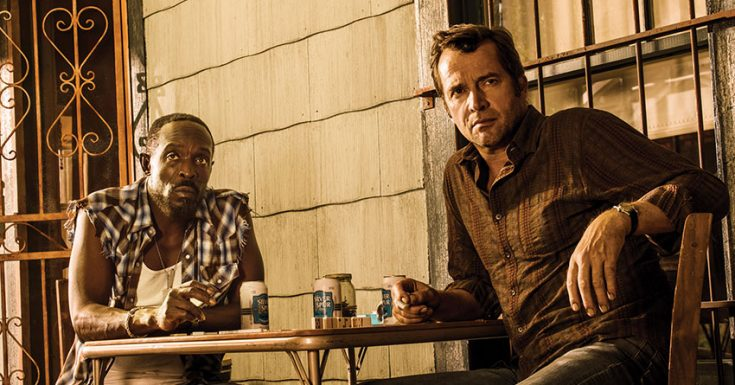 Hap and Leonard Feels Like Home, Says James Purefoy