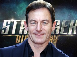 'Star Trek: Discovery' Says Hello To Jason Isaacs!