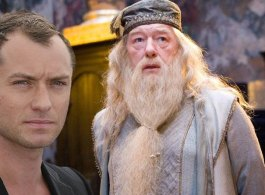 Jude Law To Play Albus Dumbledore In Fantastic Beasts 2