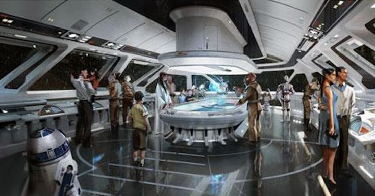 Disney Considering Epic Live Action Role Play Hotel For Star Wars Land Resort!