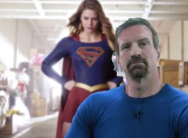 Supergirl Casts General Zod