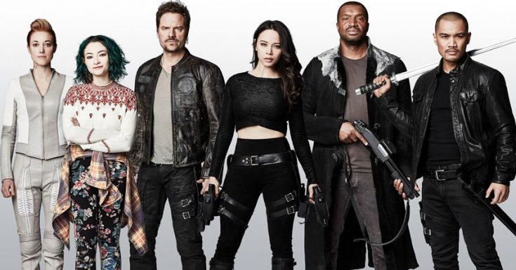 Dark Matter Season 3 Comes To Syfy UK In June
