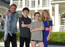 Philip Glenister & Lesley Sharp Are 'Living the Dream' On Sky 1