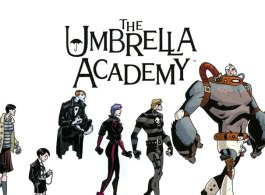 Adaptation Of Comic Book 'The Umbrella Academy' Comes To Netflix!