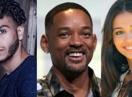 Disney Casts Live-Action Aladdin, Jasmine, & Genie