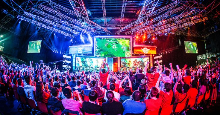 Why eSports Could be Taking Over Your TV Screen