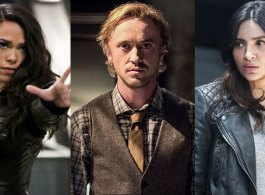 'The Flash'/'Supergirl' Casting News - Tom Felton, Floriana Lima, Jessica Camacho