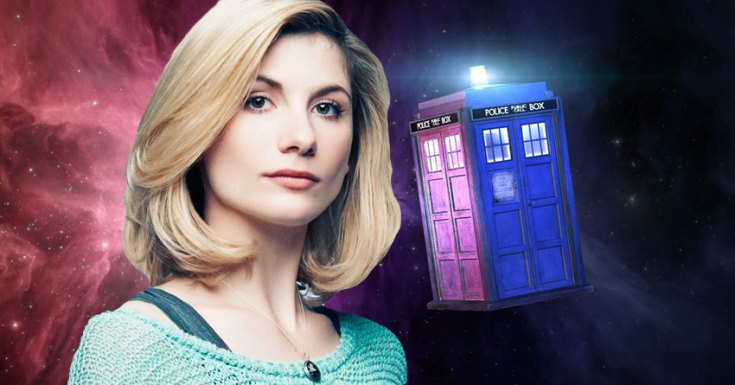 Doctor Who - 13th Doctor Is Jodie Whittaker!