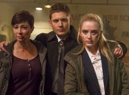 SDCC: 'Supernatural' & 'Wayward Sisters' News