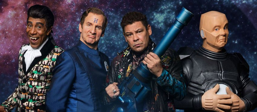 Red Dwarf Returns In October For Series XII (12)