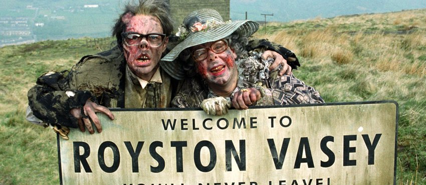 The League Of Gentlemen Returns To TV For 3 Specials!