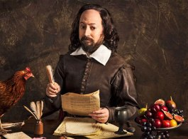 David Mitchell Returns as William Shakespeare This September In 'Upstart Crow' Series 2