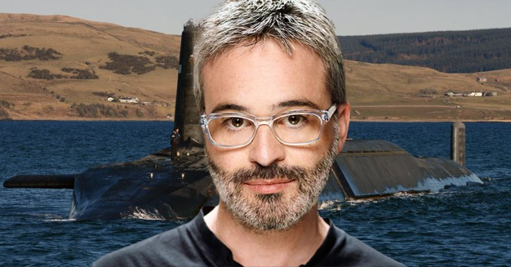 CBS Developing 'Trident', A Nuclear Submarine Drama From Alex Kurtzman