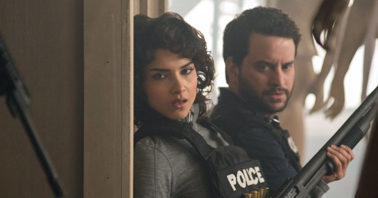 Interview With 'The Punisher' Star, Amber-Rose Revah