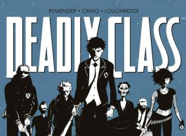 Russo Brothers Developing 'Deadly Class' Comic Book For Syfy Series