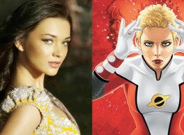 Bollywood Star Amy Jackson To Play Saturn Girl In 'Supergirl'