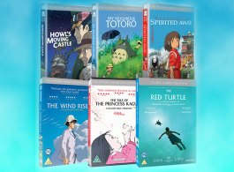 Competition: Win A Bundle Of STUDIO GHIBLI Films Including 'The Red Turtle'!