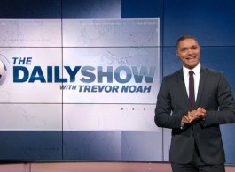 Trevor Noah Sticking With 'The Daily Show' Till At Least 2022
