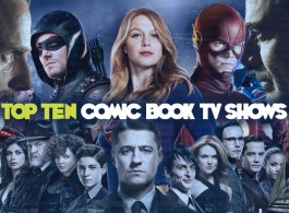 Top 10 Comic Book-Turned-TV Shows & Where To Watch Them