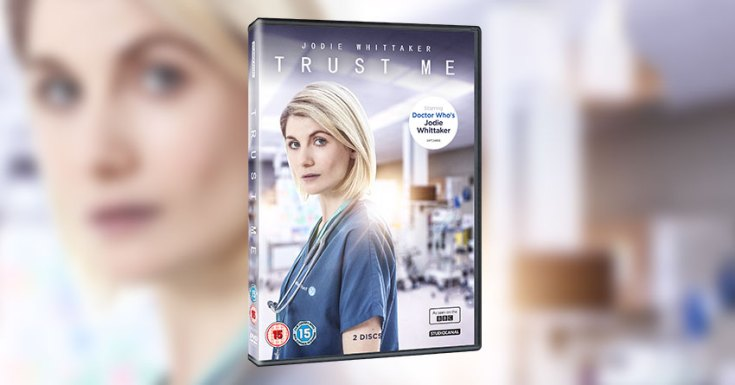 Competition: Win Jodie Whittaker's 'Trust Me' On DVD!