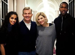 'Doctor Who' Adds 3 New Companions