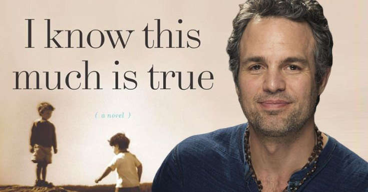 I know this much is true beside Mark Ruffalo