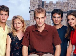 Every Single Episode Of 'Dawson's Creek' Is Available On All4 From Today!