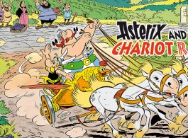 Competition: We Have 10 Copies Of 'Asterix and the Chariot Race' To Give Away!