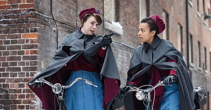 BBC Sets January Air Date For 'Call The Midwife' Season 7